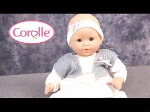 Bébé Corolle Youtube : mon premier bebe calin christmas tales baby doll from corolle youtube ~ Medecine-chirurgie-esthetiques.com Avis de Voitures