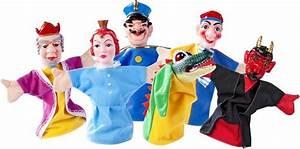 Marionnette à Main : marionnettes main coffret marionnettes th tre set marionnette enfant ~ Teatrodelosmanantiales.com Idées de Décoration