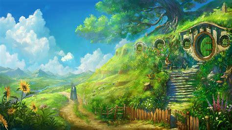 Ghibli Hd Picture by Studio Ghibli Backgrounds Pixelstalk Net