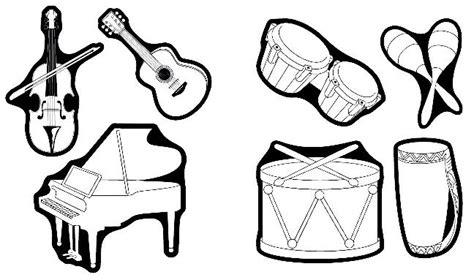 disegni piccoli musica disegni da colorare strumenti musicali