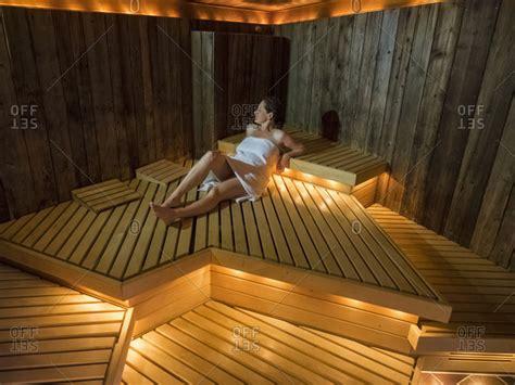 sauna baden württemberg lifestyle stock photos offset