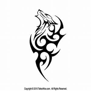wolf tribal tattoo | Tumblr
