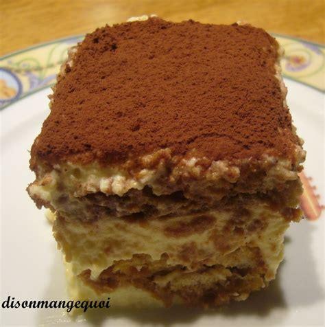 dessert rapide au mascarpone tiramisu italien au mascarpone et marsala delicioso recette