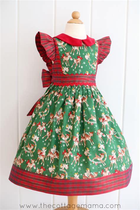 georgia vintage christmas dresses the cottage mama