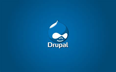 Drupal, Desktops, Wallpapers (#45361