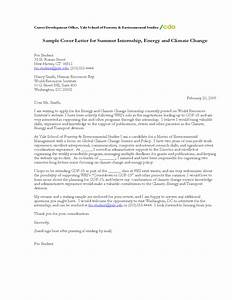 sample cover letter for summer internship energy and With how to write a cover letter for a summer internship