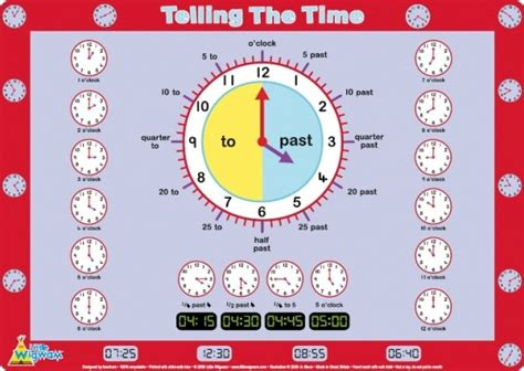 lesson plan for teaching clock learning how to tell time a maths lesson plan for years