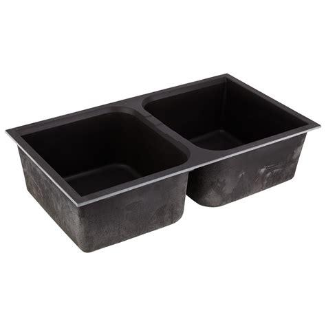 33 quot evart bowl undermount granite composite sink