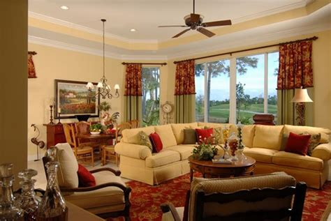 Country Living Rooms by Country Sunroom Furniture Studio Design