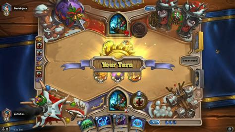Hearthstone Schamanen Totem Deck by Hearthstone Totem Shaman Deck Gameplay 28 Images