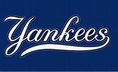 Yankees York Script Text Flags Fotw