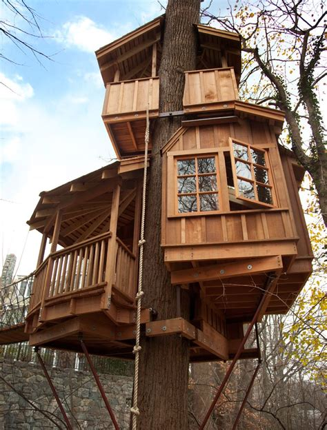 treehouse masters pete nelson    beginning