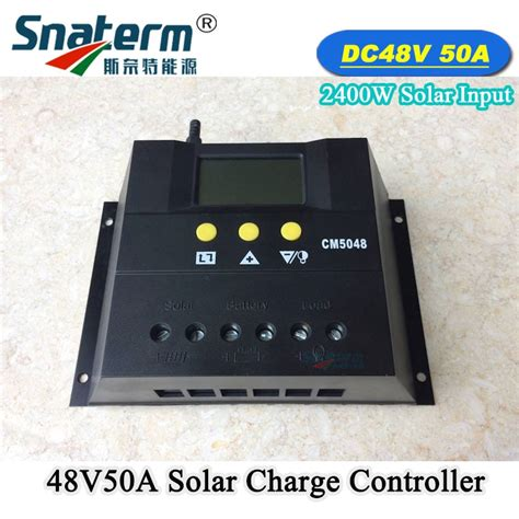 Solar Charge Controller Battery