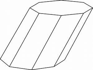 Skewed Octagonal Prism | ClipArt ETC