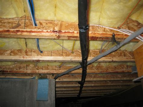 hanging drywall on ceiling joists hanging drywall from engineered joists in basement