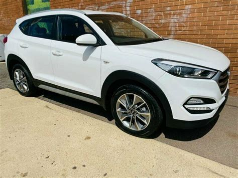 Search over 20,900 listings to find the best local deals. 2018 Hyundai Tucson TL MY18 Active X (FWD) White 6 Speed ...