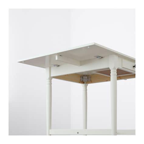 ikea drop leaf table ingatorp drop leaf table white 59 88 117x78 cm ikea