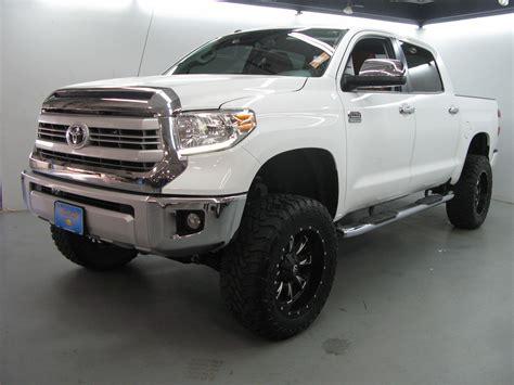 tundra truck 2015 toyota tundra 1794 edition crew cab 4wd pickup 4 door