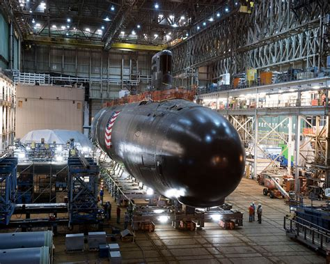 General Dynamics Electric Boat Philadelphia by Electric Boat Workers Prepare Virginia Class Attack