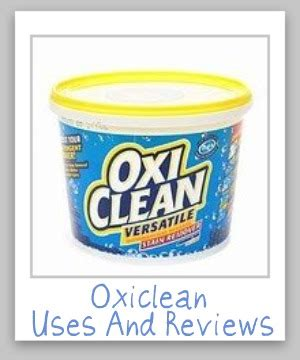 Oxiclean Upholstery Cleaning by The Ultimate Guide To Oxiclean Reviews Uses