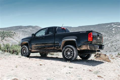 first chevy 2017 chevrolet colorado zr2 review drive gm authority