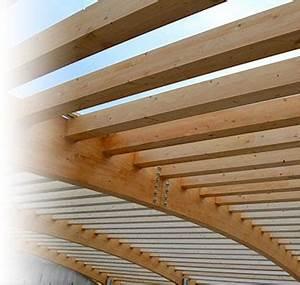 Prezzo al mq tetto in legno lamellare Profilati alluminio