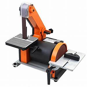 Sander Table Und Home : xtremepowerus 1 x 30 belt 5 disc sander polish ~ Sanjose-hotels-ca.com Haus und Dekorationen