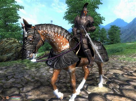 oblivion slofs horses mods horse armor fcom nexusmods