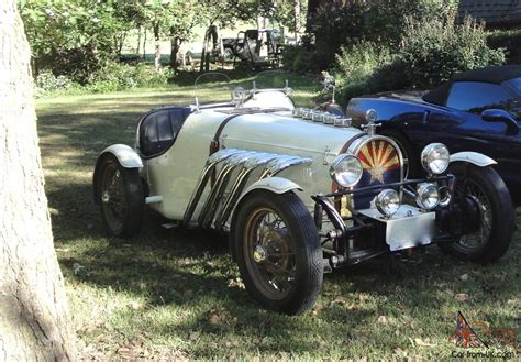 Bugatti Kit Car Vw Engine Great Condition ,lots Of Chrome