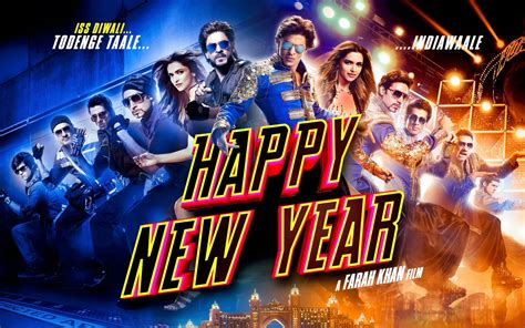2014 happy new year hindi movie song on you tube happy new year wallpapers hd wallpapers id 13913