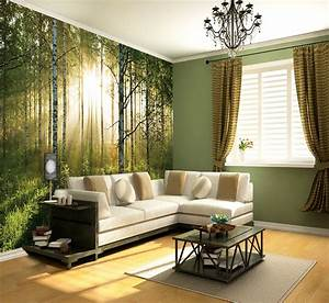 Wall Covering Ideas for a New Home Decoration
