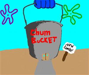 Plankton's Chum Burger