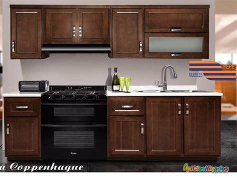 cocina integral mod coppenhage madera  mts  pzas