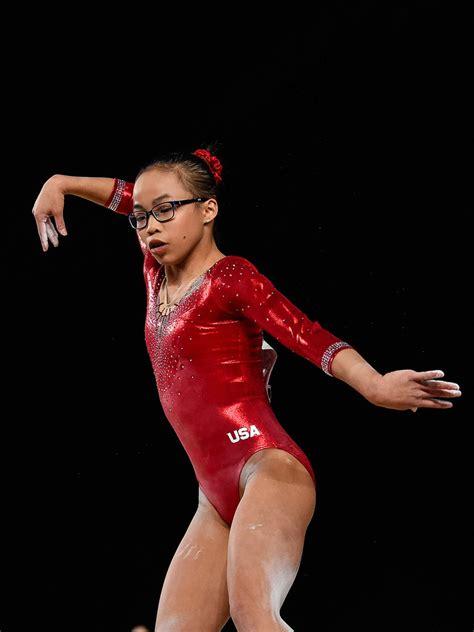 morgan hurd   artistic gymnastics world