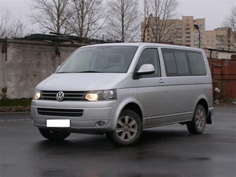 Caravelle Picture by 2010 Volkswagen Caravelle Pictures 1 9l Diesel Ff