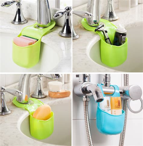 kitchen sink sponge drawer kitchen sink sponge holder bathroom hanging strainer