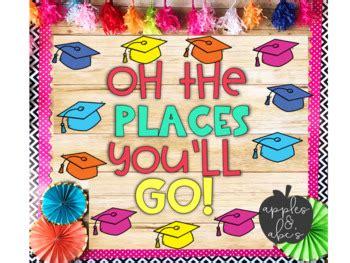 graduation bulletin board  michelle griffo  apples
