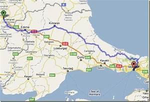 Maps Route Berechnen Ohne Autobahn : eine radreise die n rdliche route nach istanbul d020 ~ Themetempest.com Abrechnung