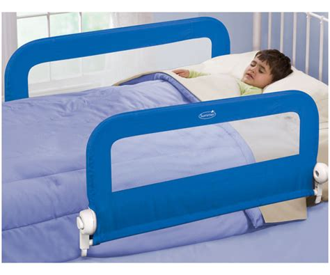 summer infant bed rail summer infant grow with me bedrail blue fold