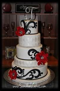 black and white wedding cake on birthday cakes black and white wedding cake