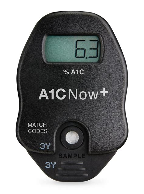 medidor de hemoglobina glucosilada acnow