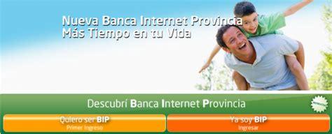 Home Banking Banco Provincia : Realizar Operarciones Con El Home Banking De Banco
