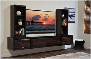 Wall Mounted TV Cabinet Furniture Ashley Home Decor