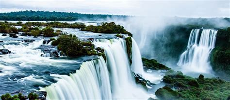 Iguazú Falls The Worlds Largest Waterfalls Enchanting