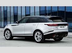 New Range Rover Velar first drive Motoring Research