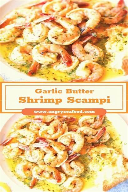 Shrimp Scampi Garlic Recipes Butter Chicken Baked