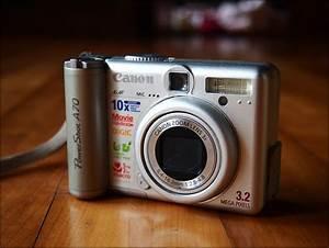 와이군네 블로그 :: 추억의 물건 - Canon PowerShot A70