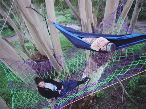 hammock hammocks designs treehouse cool tree modern square hanging travel park bed way vista gadgets creative hugs buena alamo comfortable