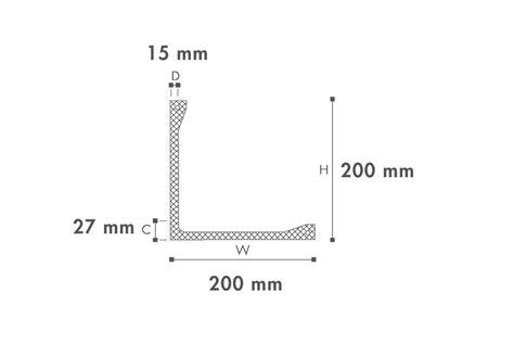 Cornici A Giorno Misure - misure cornici standard per quadri a giorno dimensioni