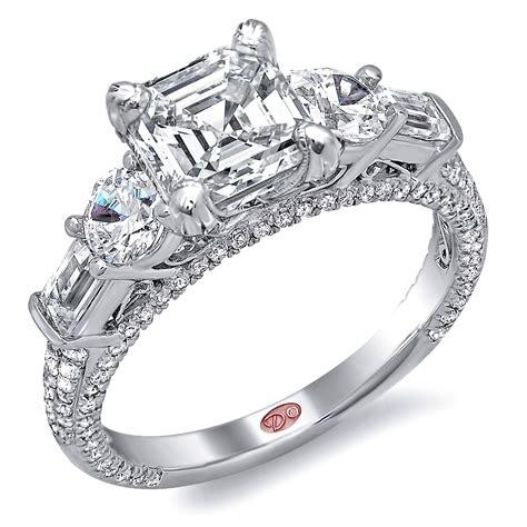 unique engagement rings dw
